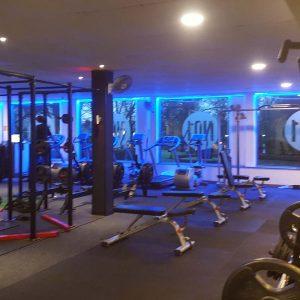 Ponteland Gym Rewire