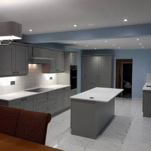 Full Kitchen Rewire Ponteland