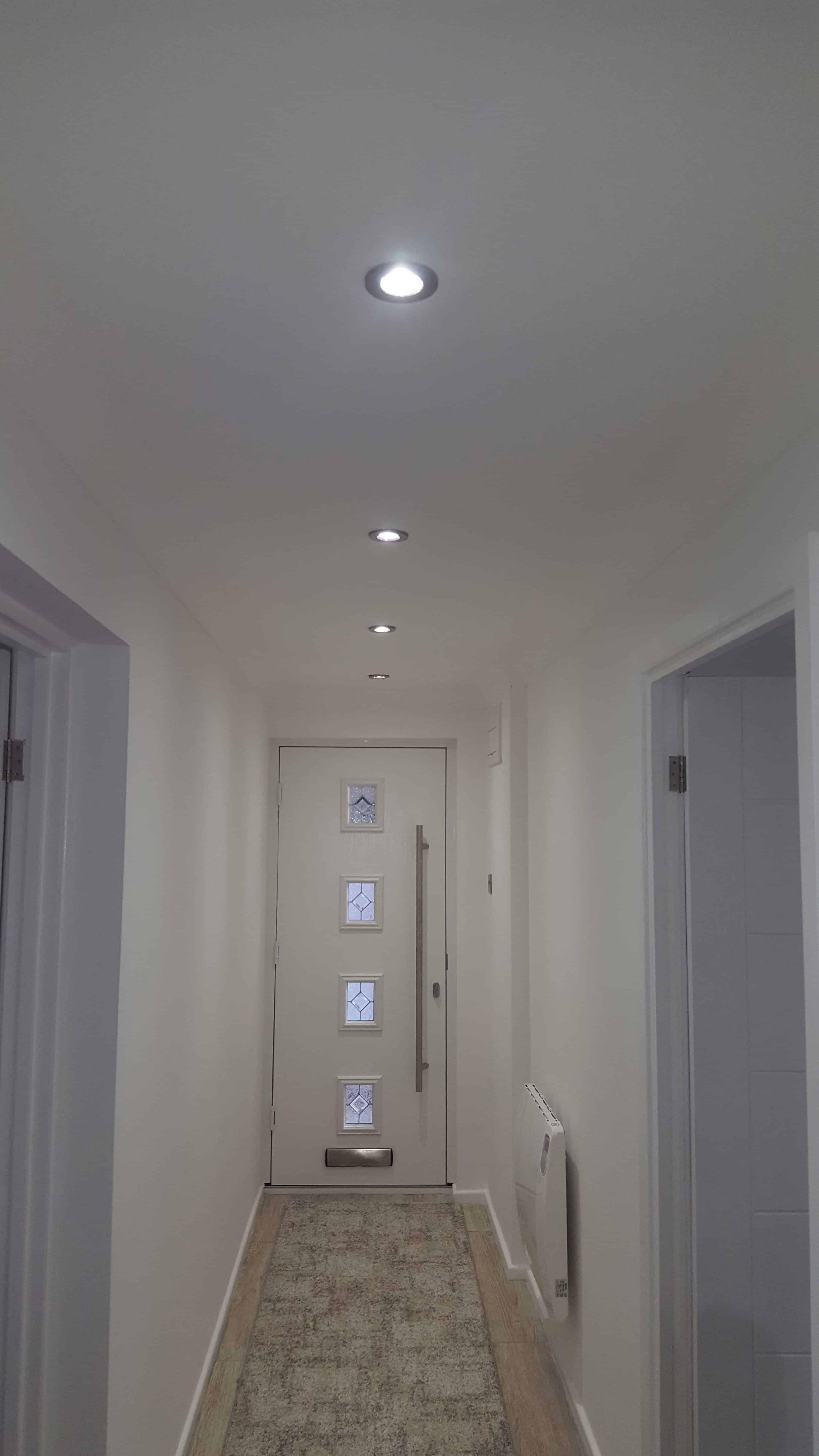 Full Hallway and Kitchen Rewire Tynemouth